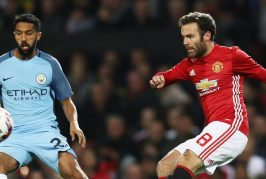 Juan Mata produces stunning performance against Manchester City