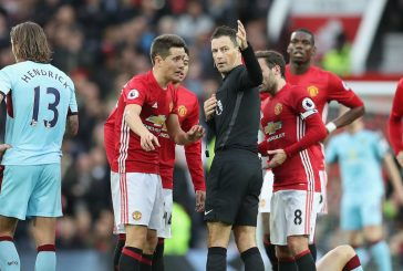 Manchester United 0-0 Burnley: Player ratings