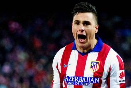 Atletico Madrid defender Jose Gimenez keen on a Manchester United transfer – report
