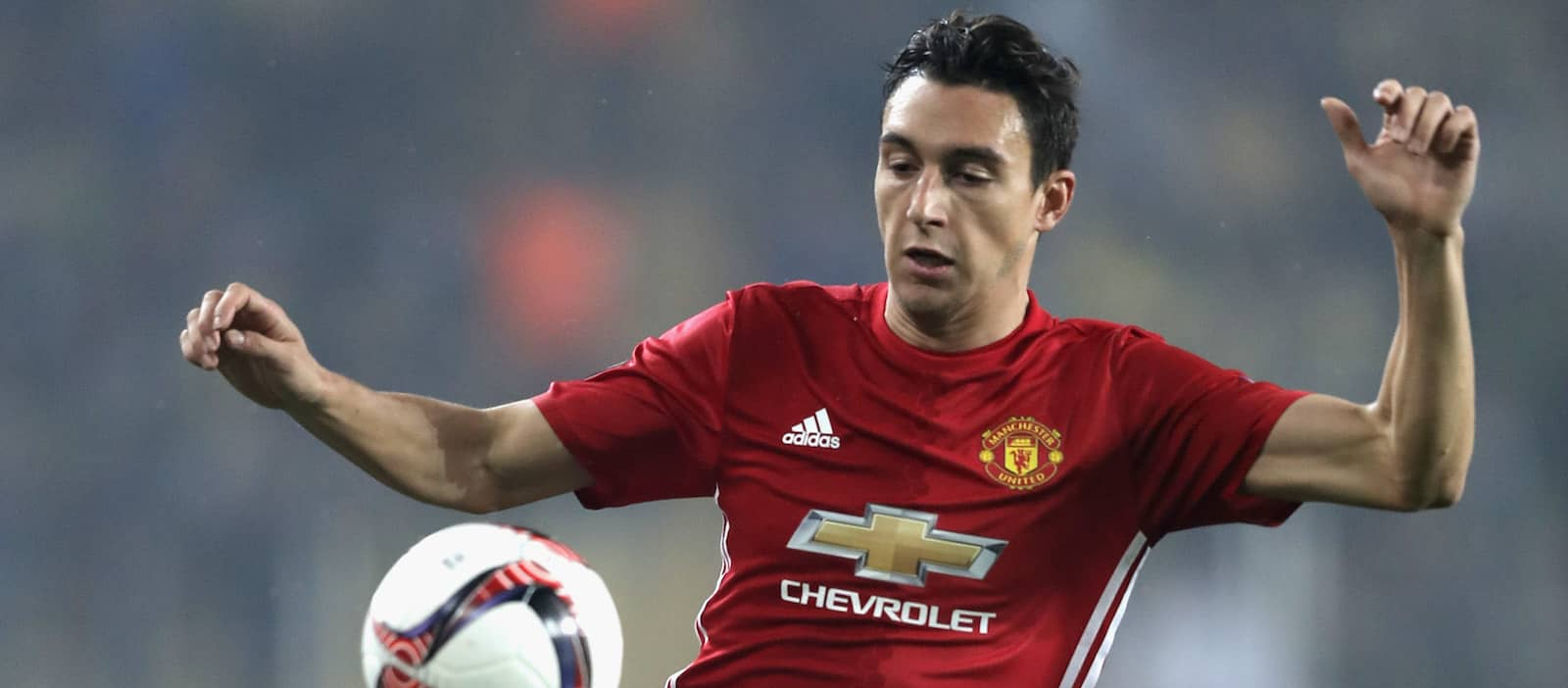 Jose Mourinho happy 'fantastic professional' Matteo Darmian isn't leaving Manchester United