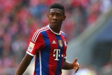 Bayern Munich and David Alaba fail to see eye to eye