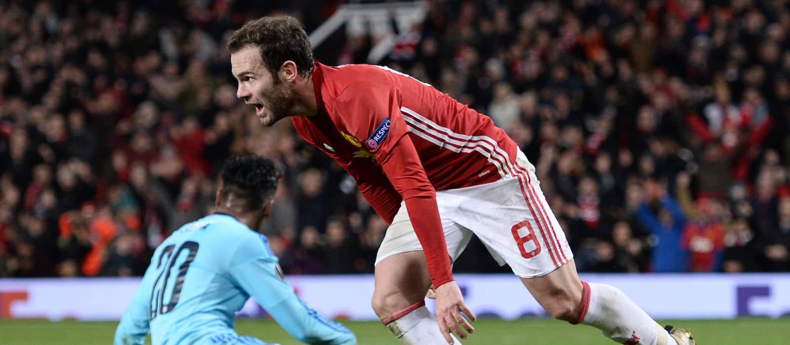 Mata opens up about dressing room atmosphere at Manchester United