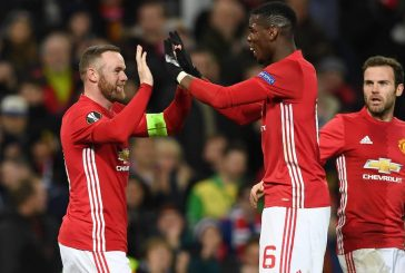 Paul Pogba should be in a role where he doesn't have to think about defensive duties, suggests Wayne Rooney