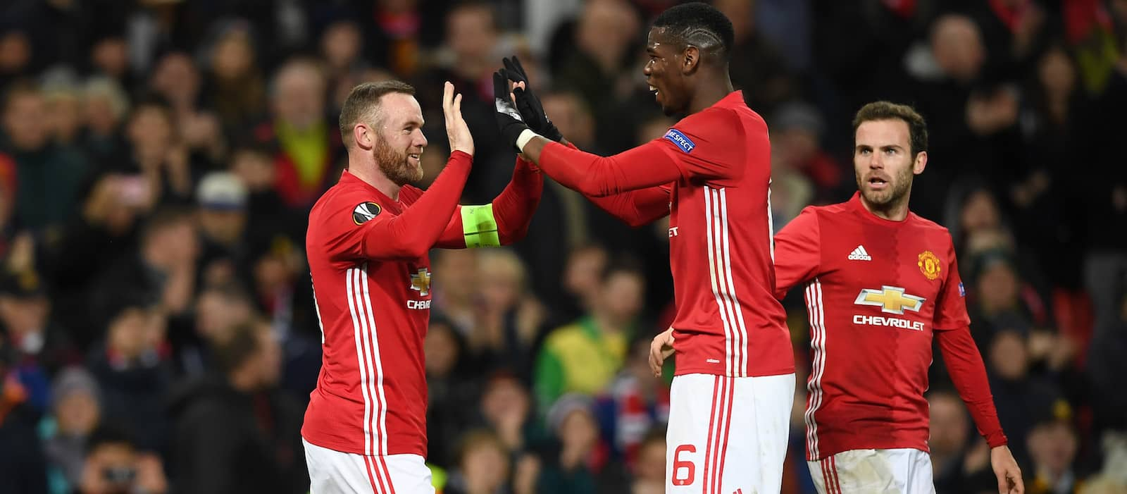 Wayne Rooney calls on Paul Pogba to take responsibility at Manchester United