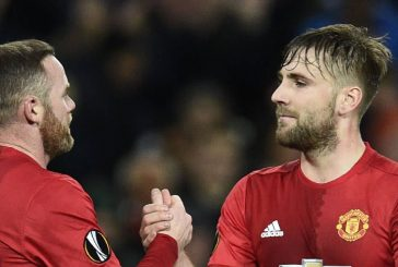 Chris Smalling and Luke Shaw miss Ukraine trip due to injuries