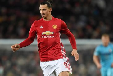 Jose Mourinho: Zlatan Ibrahimovic was incredible against Crystal Palace