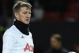 Bastian Schweinsteiger sends a message to fans after West Ham return