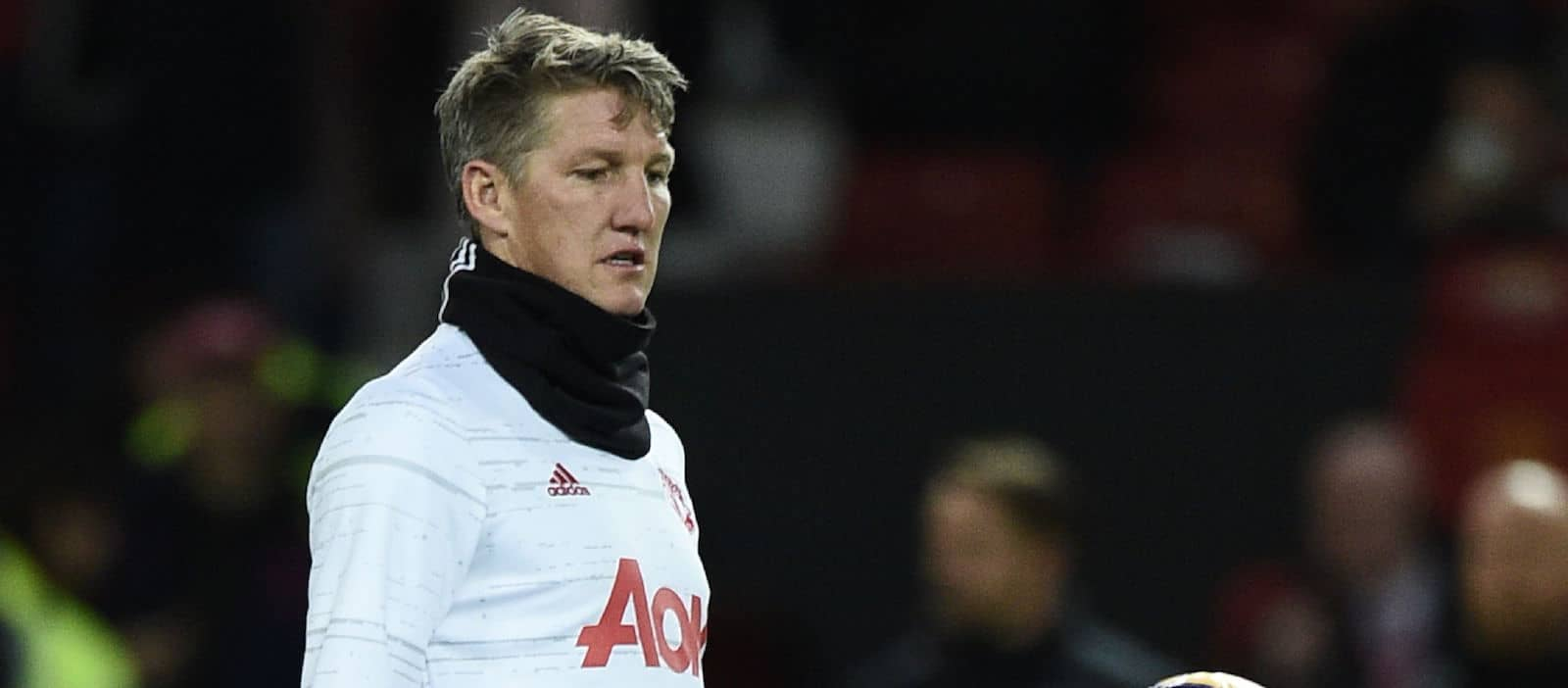 Schweinsteiger sends a message to Manchester United fans after
