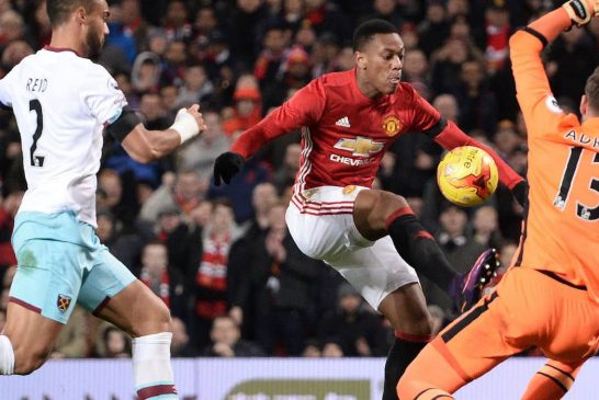 Anthony Martial explains why he really needed the goals against West Ham