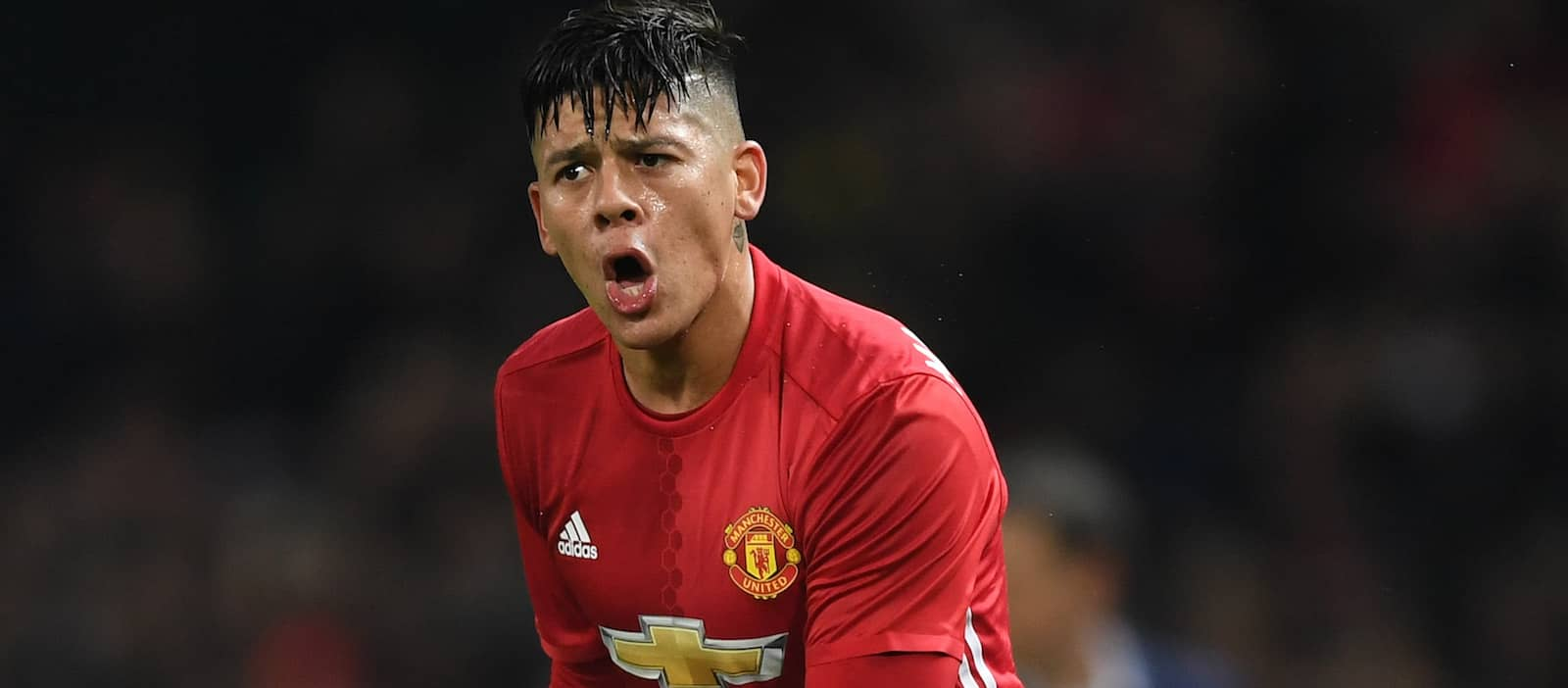 Manchester United are confident Marcos Rojo will be back in action soon