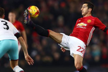 Manchester United fans thrilled with Henrikh Mkhitaryan's performance against West Ham