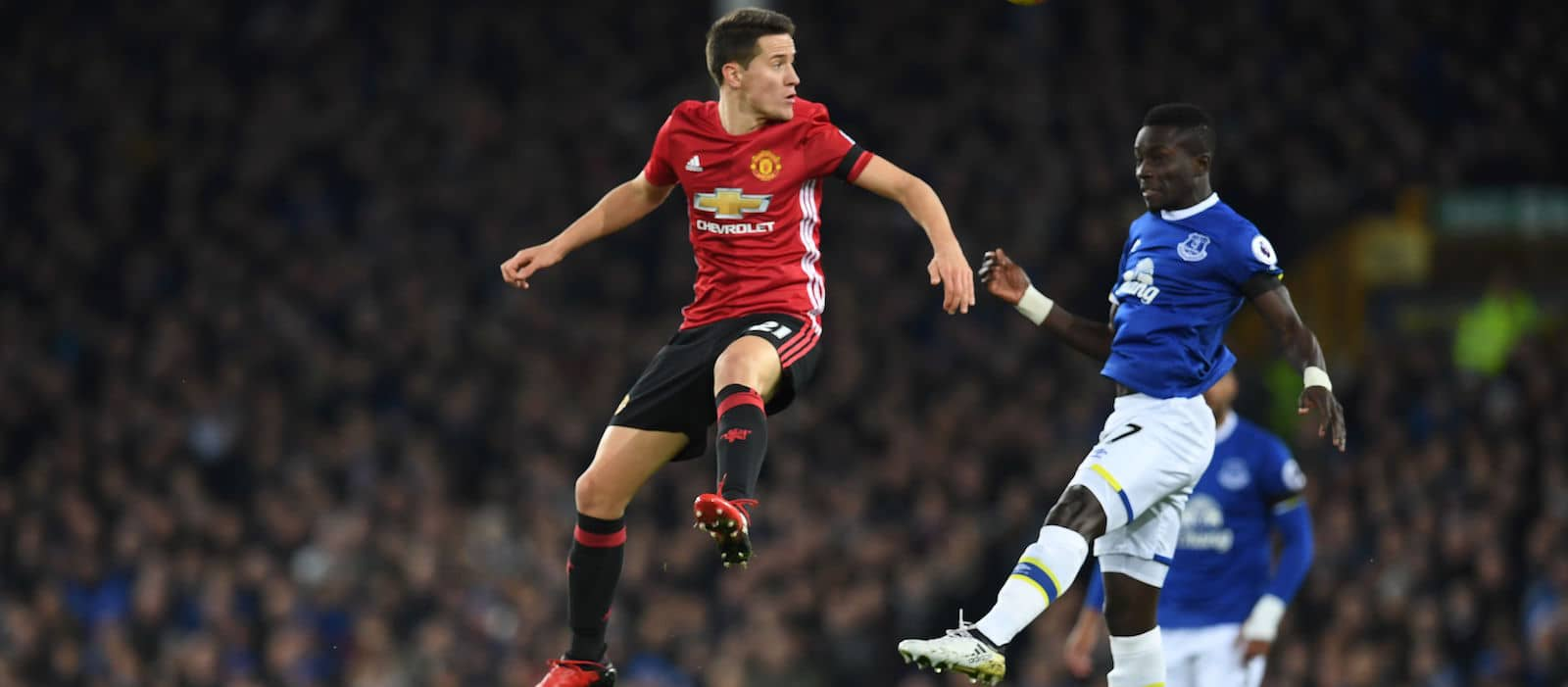 Ander Herrera produces powerful performance against West Ham