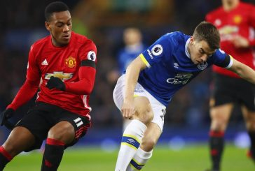 Anthony Martial produces a convincing display against Everton