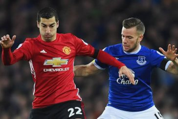 Man United fans thrilled with Henrikh Mkhitaryan's performance against Everton