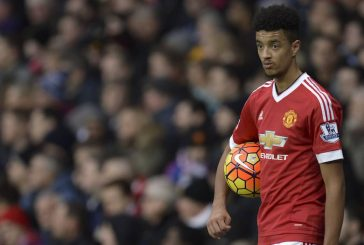 Manchester United are hoping to recall Cameron Borthwick-Jackson next week
