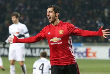 Henrikh Mkhitaryan thanks Man United fans for their incredible support