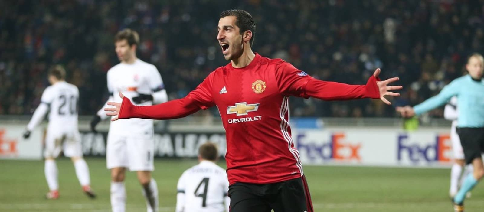 Ander Herrera: This is how Manchester United got the best out of Henrikh Mkhitaryan