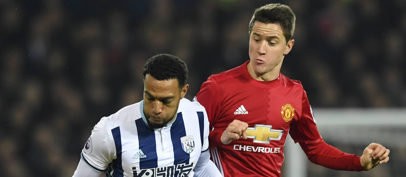 Jose Mourinho explains why Ander Herrera didn't feature against FC Basel