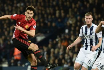 Man United fans disappointed with Matteo Darmian's performance against West Brom