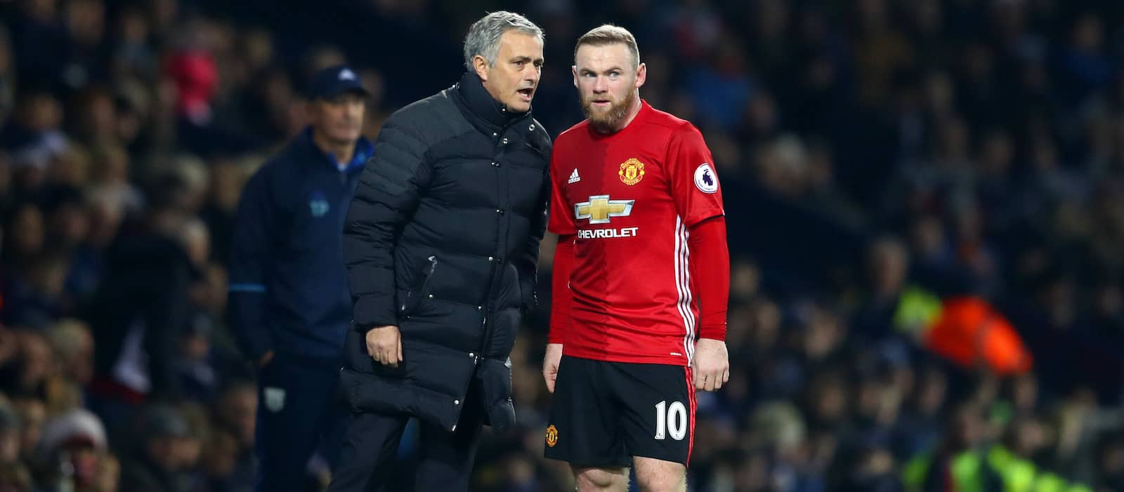 Wayne Rooney rubbishes claims that Manchester United players aren't playing for Jose Mourinho