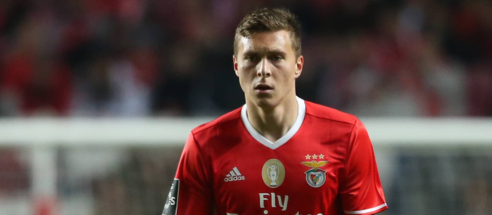 Victor lindelof in action tonight for benfica vs rio ave - Victor lindelof ...