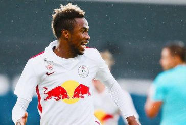 Samuel Tetteh: I would love to play for Manchester United