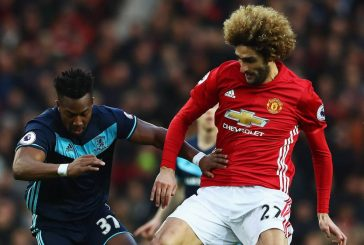 Jose Mourinho: Manchester United supporters finally understand how important Marouane Fellaini is