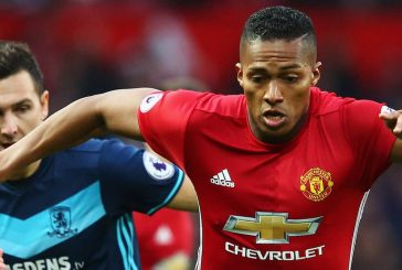 Antonio Valencia named 2017 Players' Player of the Year