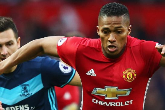 Manchester United trigger one-year option clause in Antonio Valencia's contract