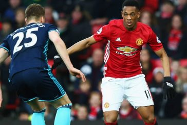 Anthony Martial produces scintillating display against Middlesbrough