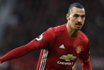 Manchester United fans furious with disallowed Zlatan Ibrahimovic goal
