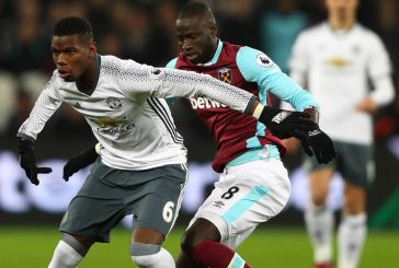 Paul Pogba produces dominating Man United performance against West Ham