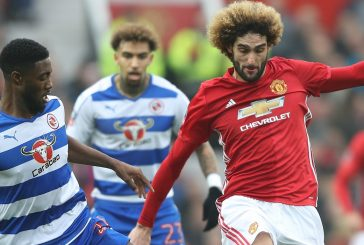 Manchester United confirm Marouane Fellaini's contract extension until summer 2018
