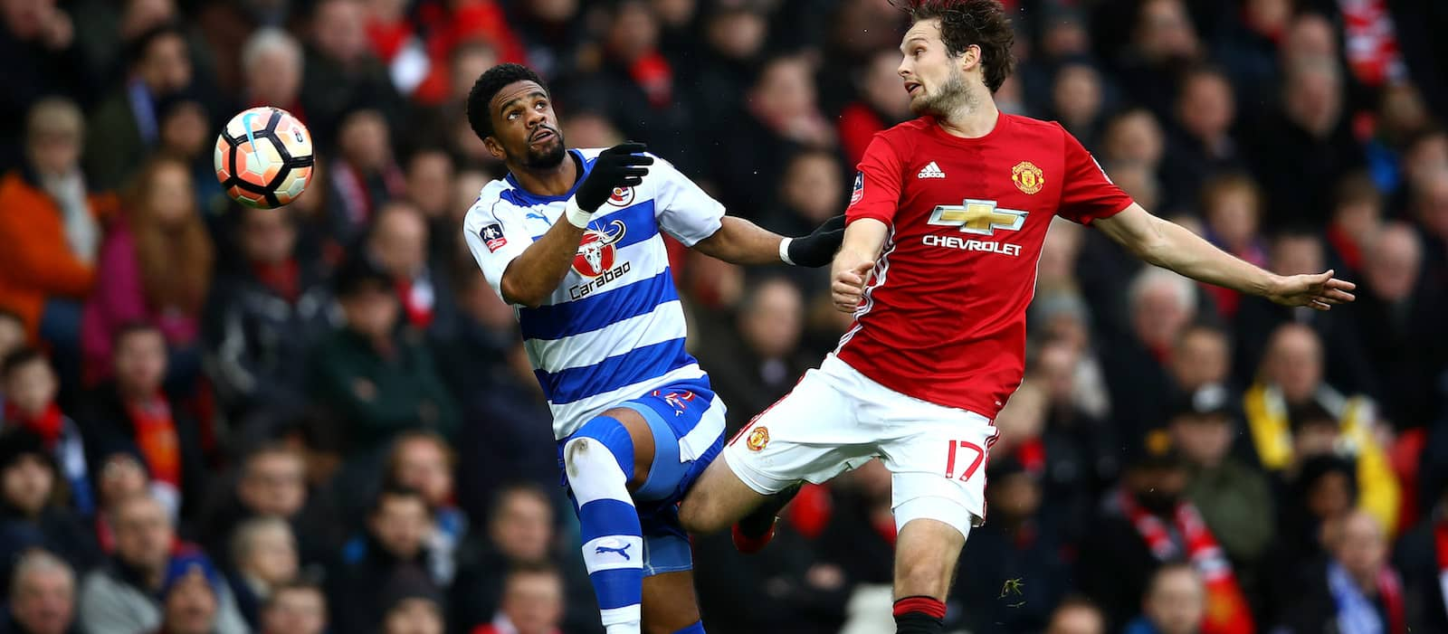 Manchester United will listen to offers for Daley Blind and Matteo Darmian – report