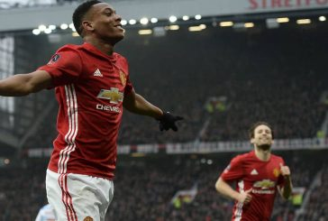 Manchester United fans thrilled with Anthony Martial's performance against St Etienne