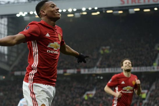 Anthony Martial has change of heart over Manchester United exit – report