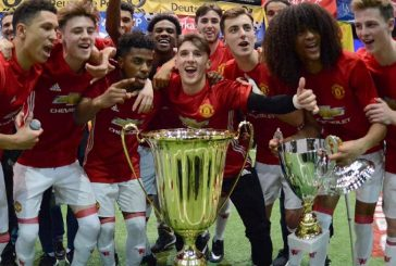 Manchester United's youngsters pull off remarkable triumph in five-a-side tournament