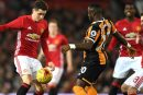 Ander Herrera produces solid performance against Liverpool