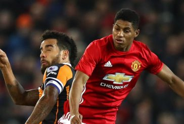 Manchester United fans disappointed with Marcus Rashford's performance against Hull City