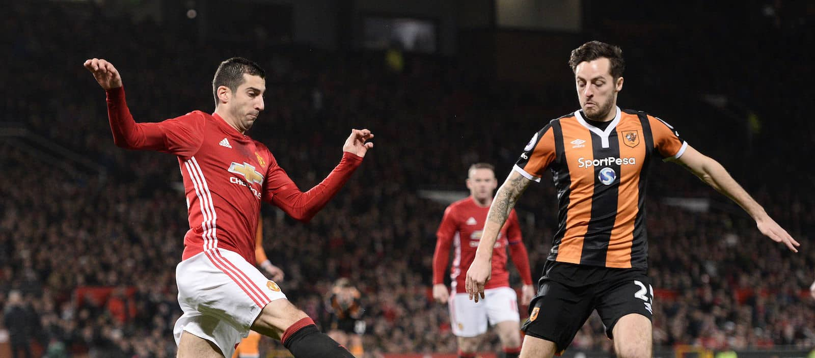 Henrikh Mkhitaryan enjoys impressive display against Hull City