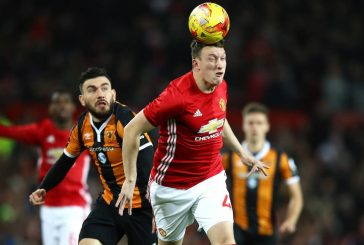 Phil Jones: Jose Mourinho has given me so much confidence at Manchester United