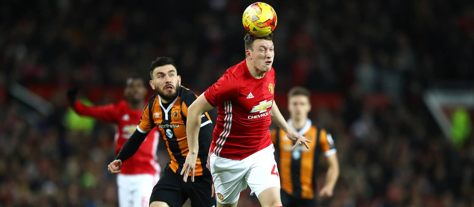 Manchester United have no intentions to sell Phil Jones this summer – report