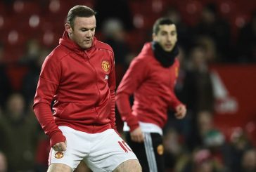 Jose Mourinho confirms Rooney, Jones and Carrick all unavailable for St.Etienne