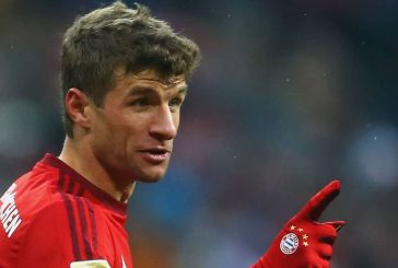 Manchester United to battle Liverpool for Thomas Muller in Janauary – report