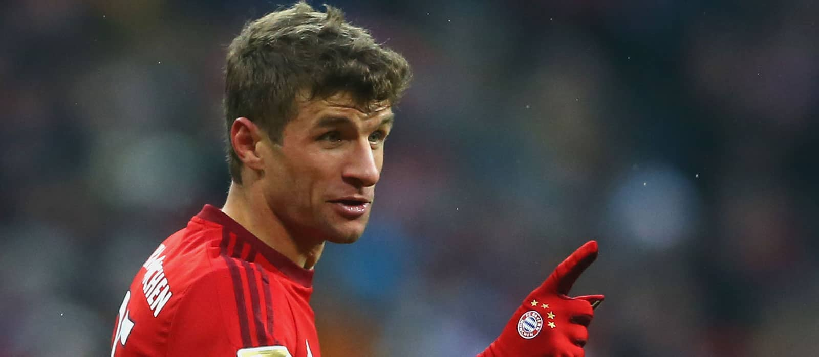 Bastian Schweinsteiger: 'Louis van Gaal was desperate to sign Thomas Muller at Manchester United'
