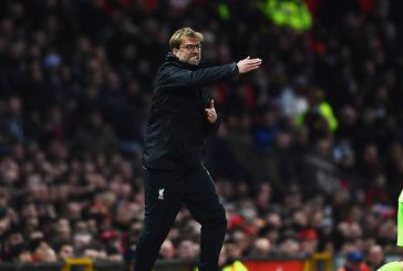 Liverpool boss Jurgen Klopp worried by Manchester United's start to the season