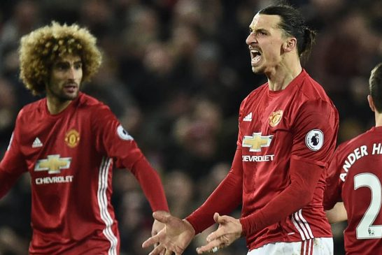 Zlatan Ibrahimovic: I'm not happy with anything less than perfect at Man United