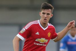 Man United's Sean Goss in line for January loan move to QPR – report