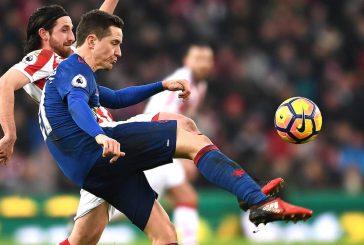 Ander Herrera produces ebullient display against Burnley