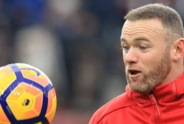 Photos: Wayne Rooney back in training ahead of Anderlecht clash